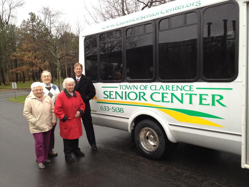 clarence center senior personals Download the park directory for a pdf version of the  conley-guerrero senior activity center: 808 nile st, austin  pastor edward clarence craig jr.