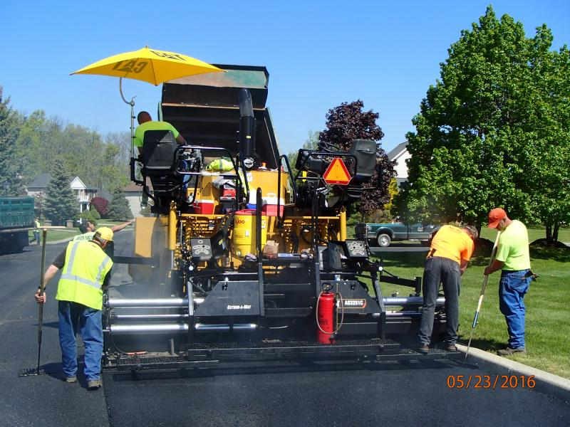 Highway Department | Town of Clarence, NY