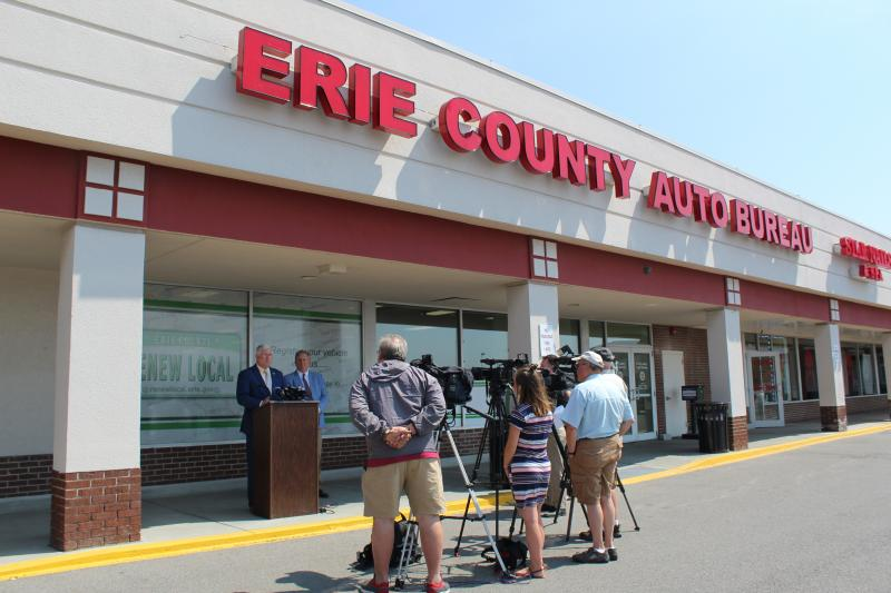 Erie County Clerk Mickey Kearns opens additional Saturday hours
