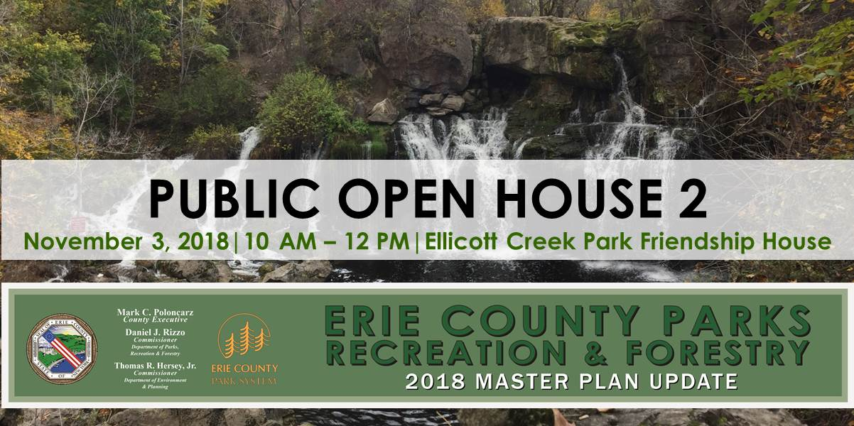 2018 Parks Master Plan Update Environment Amp Planning