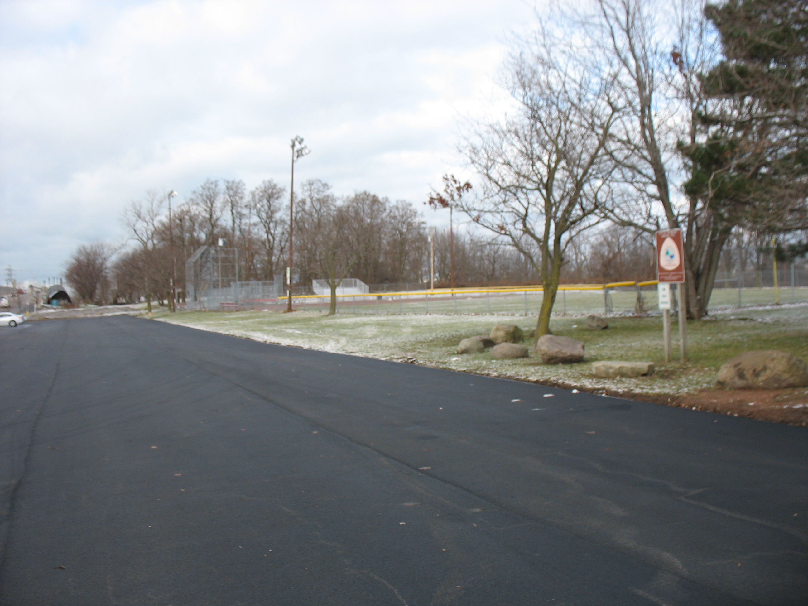 City Of Lackawanna- 2018- Veterans Park- Parking Lot Paving