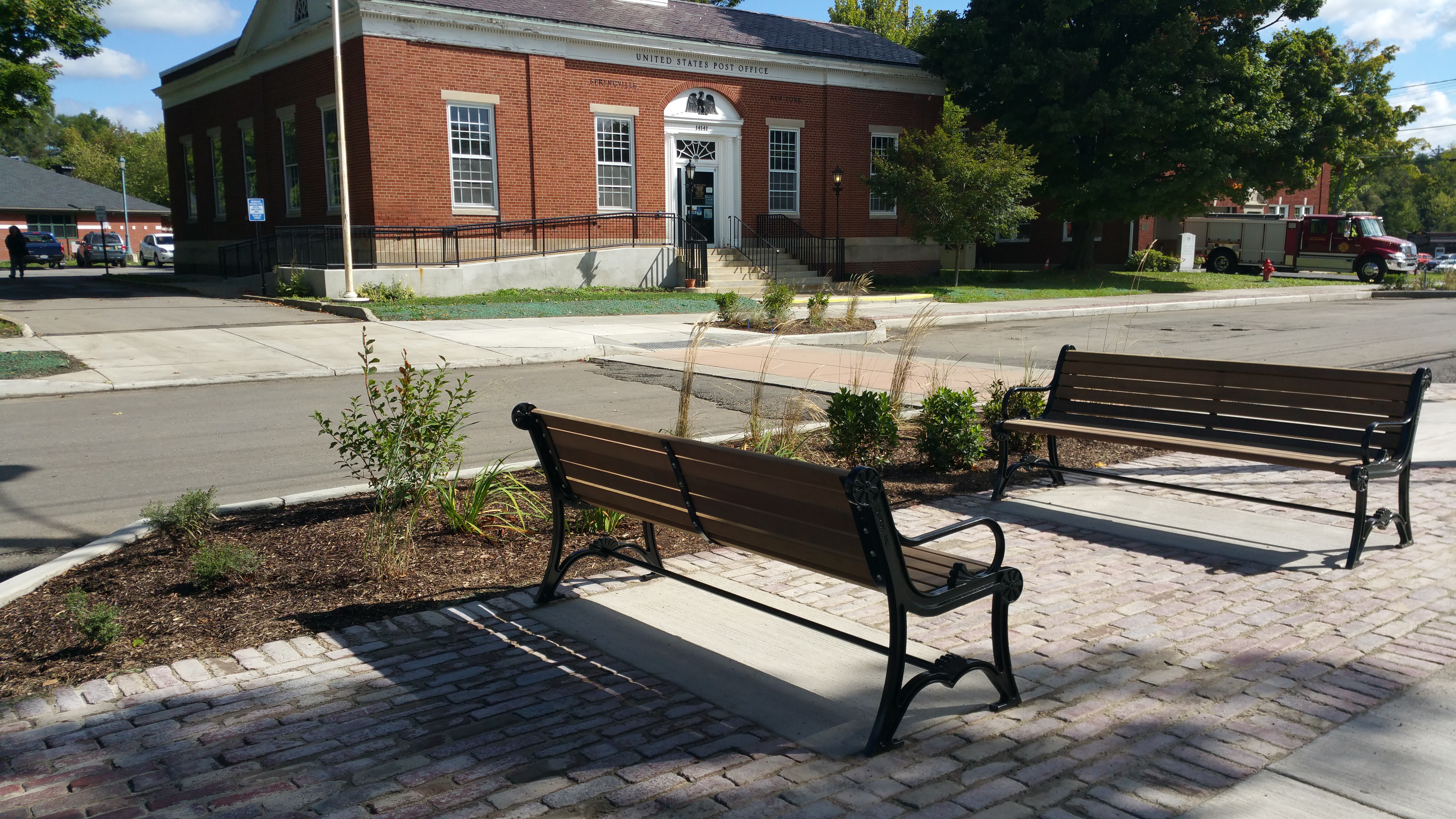 Village of Springville - 2015 - Smart Growth project - Streetscape Improvements