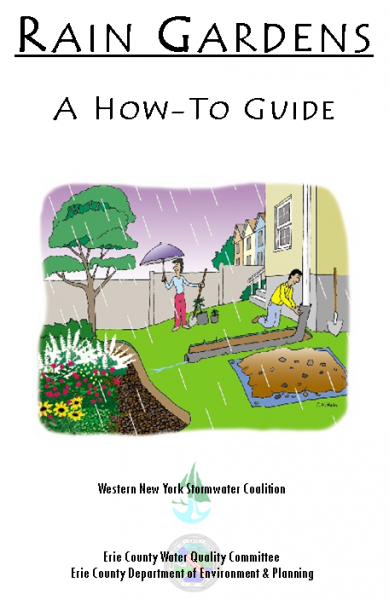 Download Rain Garden brochure