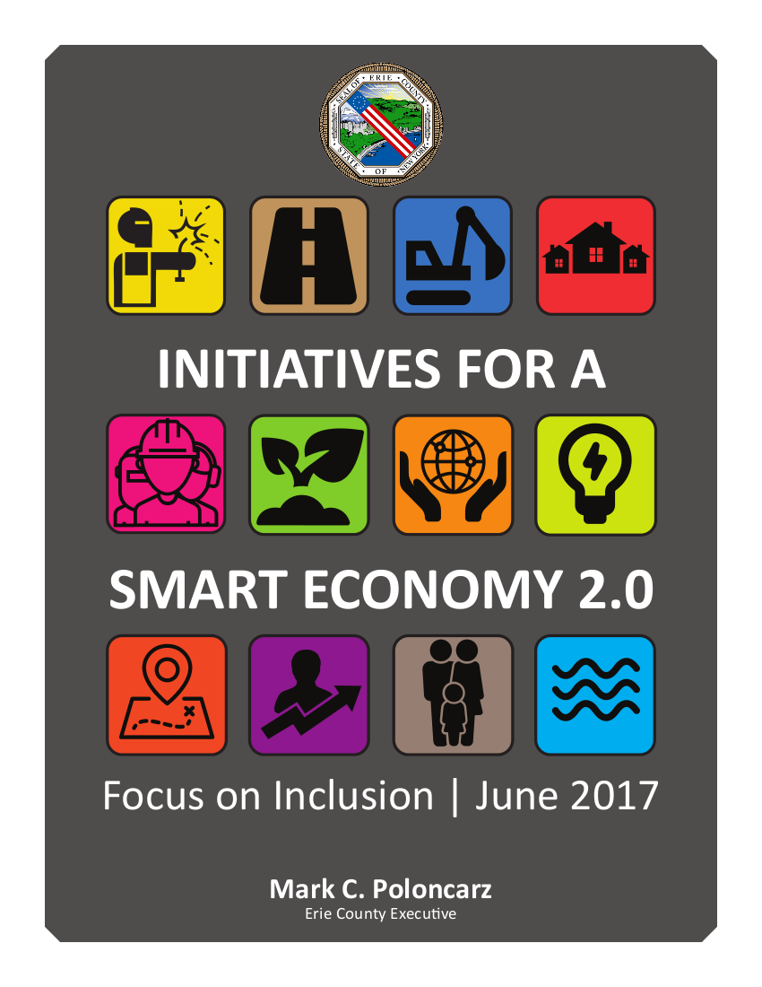 Initiatives For A Smart Economy 2.0 cover