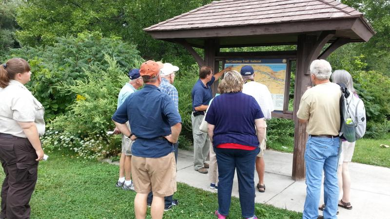 Watershed Tour at Ellicott Creek Park