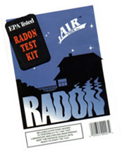 Image of Radon Test Kit