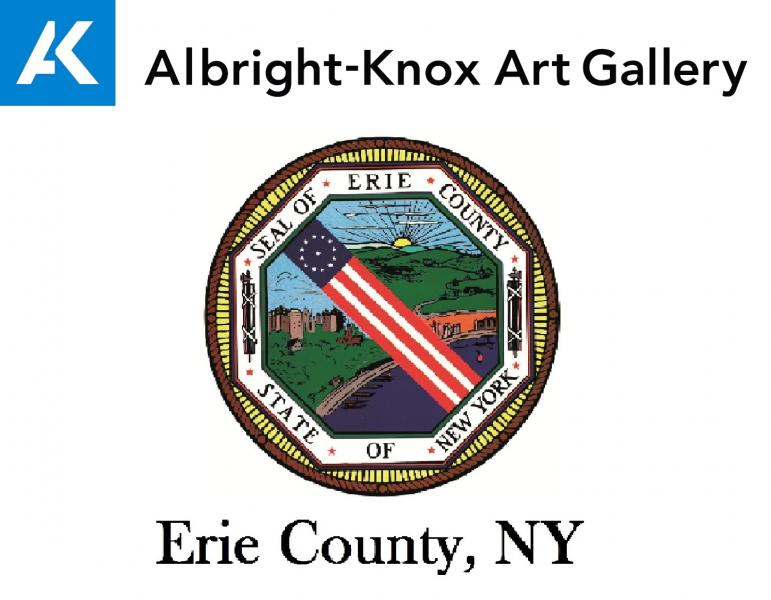 Albright-Knox Erie County logo