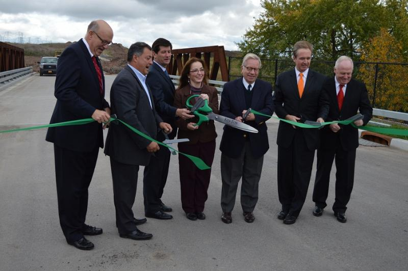 Commerce Park Ribbon Cutting