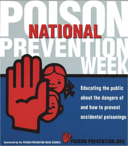 Poison Prevention Week Logo