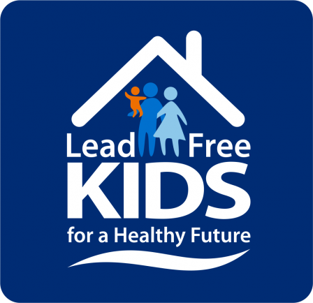 Lead Free Kids logo