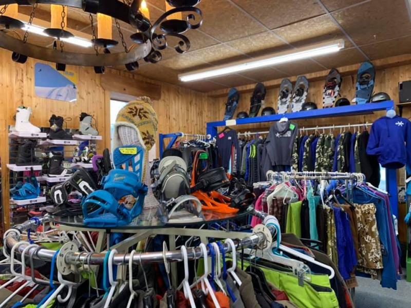 Colden Ski Shop