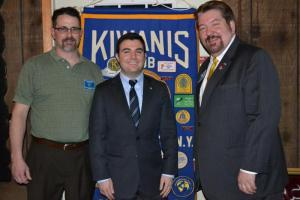 Kiwanis March 2012