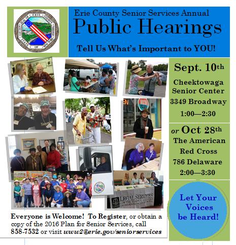 2015 Public Hearings Flyer