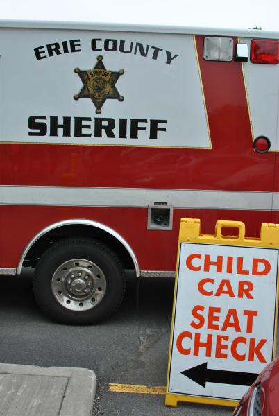 Child Seat Inspections 2016