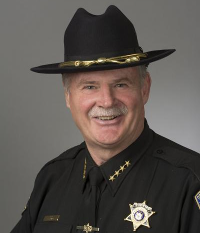 Timothy B. Howard, Sheriff