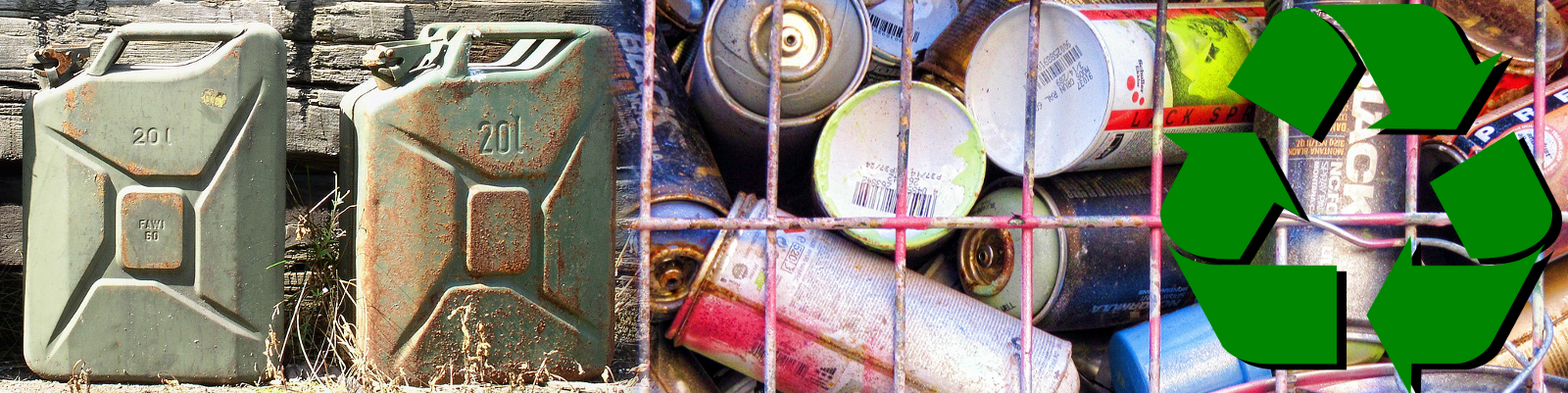 slide:Household Hazardous Waste Collection