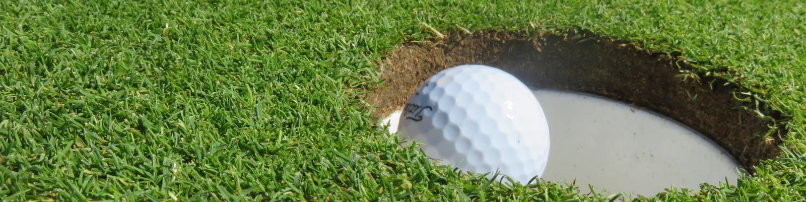 slide:Golf