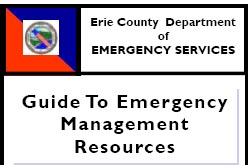 Guide To Emergency Management Resources