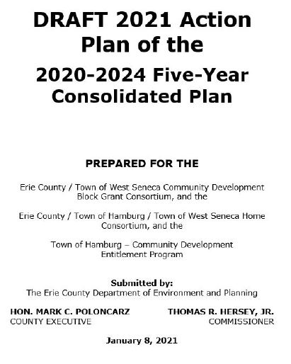 2021 Action Plan - DRAFT