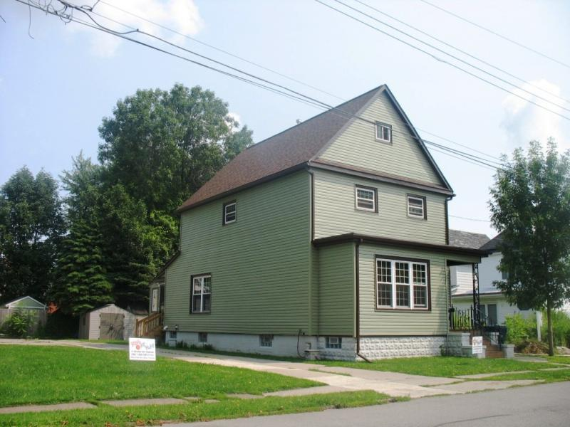 Home Rehabilitation Loan Program - After: Roof and siding replacement