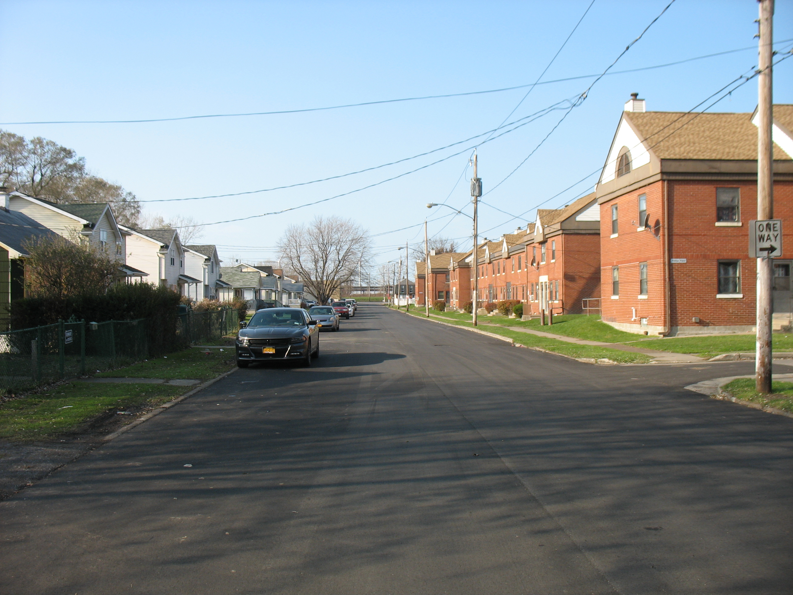 City of  Lackawanna - Holbrook Street Paving Project