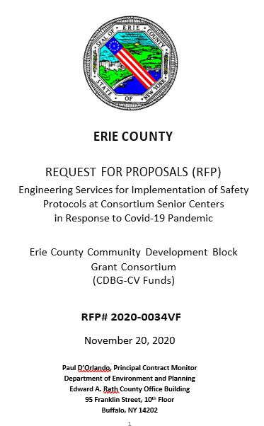 Senior Center RFP