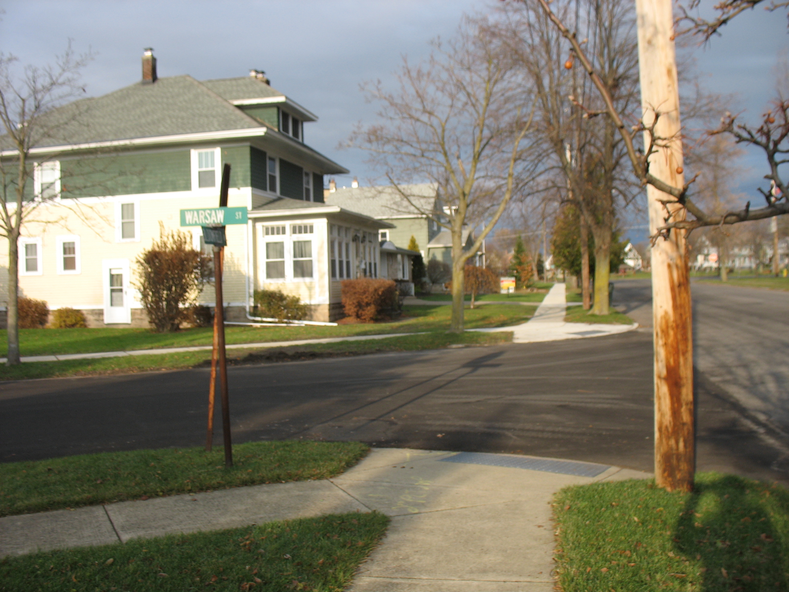 Village of  Depew - Sidewalk Replacement Project #3