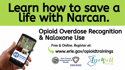 Learn how to save a life with Narcan