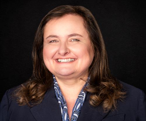 District 5 Legislator Jeanne M. Vinal